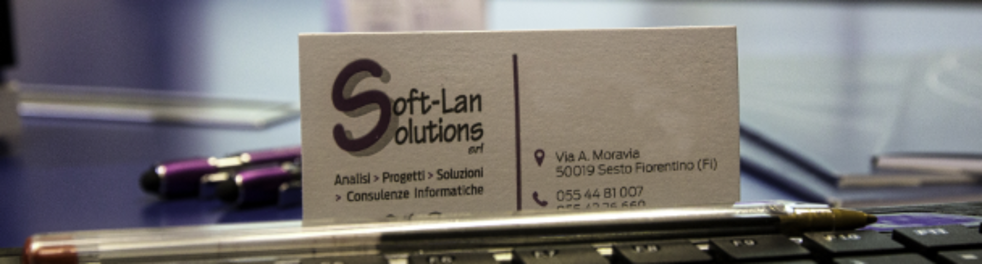 Soft-Lan Solutions